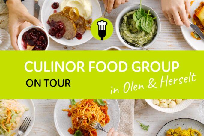 Culinor on tour